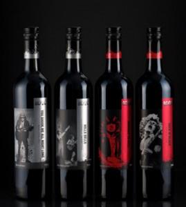 AC/DC wine