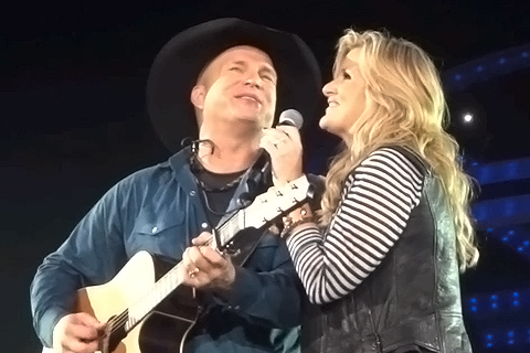 Garth Brooks & Trisha-Yearwood